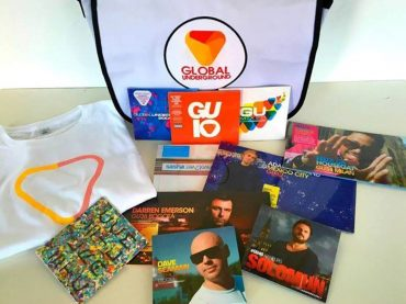 Win a bundle of goodies from Global Underground