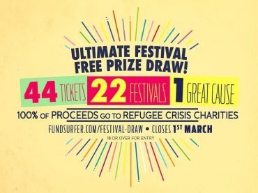 UK festivals aid fundraising kick for French refugees