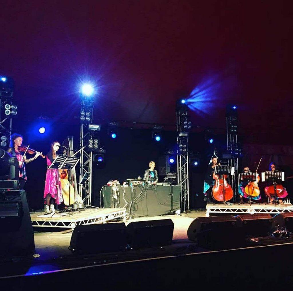 Kate Simko Orchestra