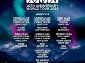 Manchester brand Kaluki US tour revealed