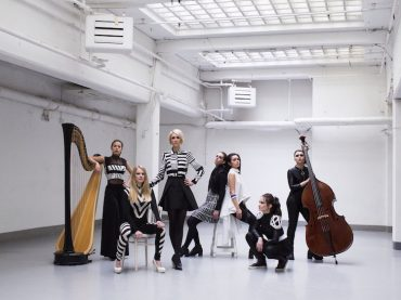 Kate Simko and her London Electronic Orchestra to release Debut album