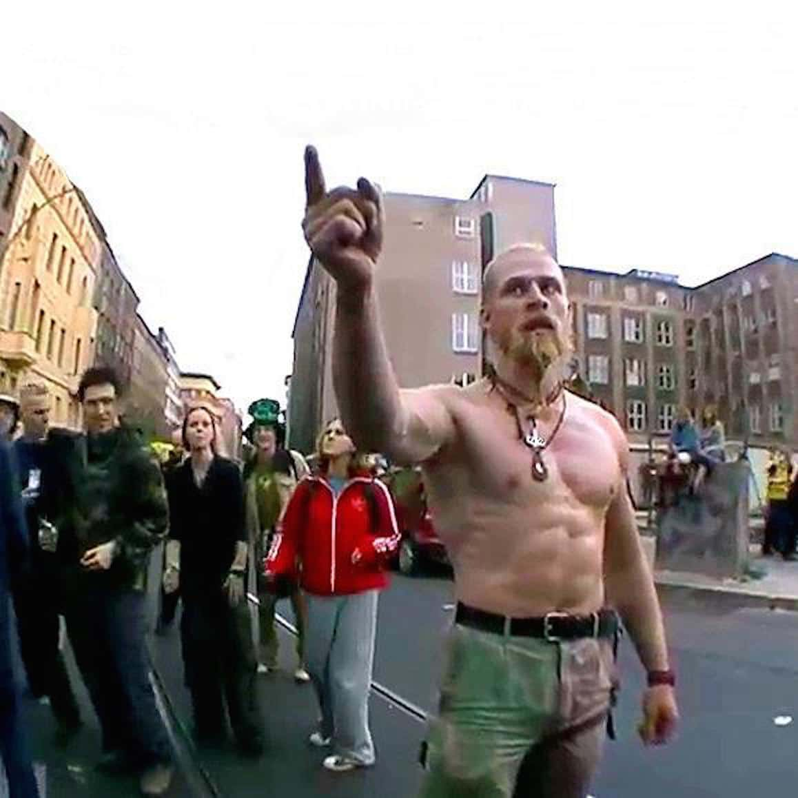 prepare yourself for the techno viking documentary
