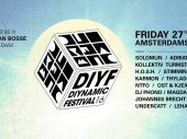 Diynamic Festival Amsterdam 2016 announces line up