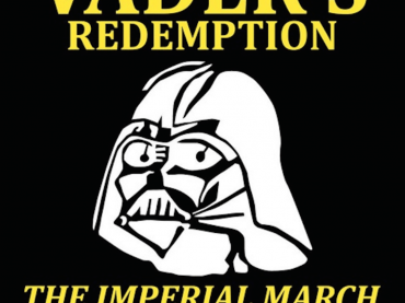 Check out Darth Vaders Imperial March change mood by being a Major key