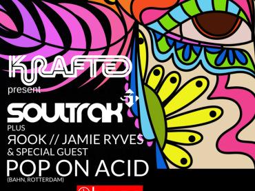 Krafted kick off 2016 with a massive booking at The Winchester