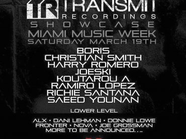 Miami Music Week heats up with the Transmit Showcase