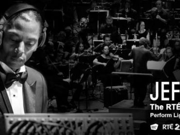 "Jeff Mills & the RTÉ Concert Orchestra perform ""Light from the Outside World"""