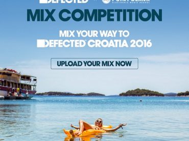 Win a chance to DJ at Defected Croatia 2016 and Ministry of Sound!