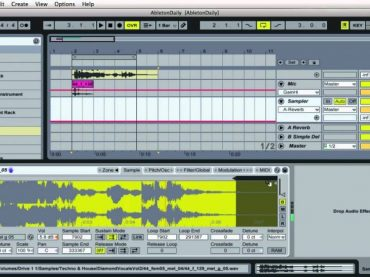 5 Sound Design Tips for Ableton Live's Sampler