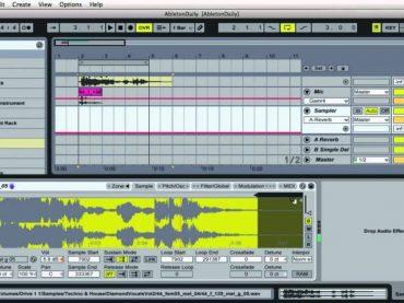 5 Sound Design Tips for Ableton Live's Sampler