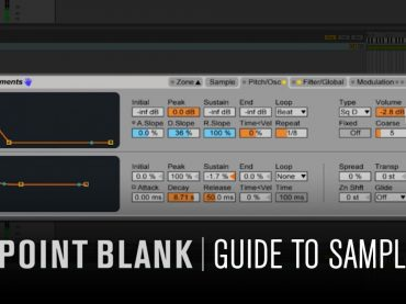 Ableton Live Tutorial: Advanced Guide to Sampler