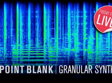 Point Blank instructor Chris Carter explores the potential of granular synthesis