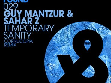 Sahar Z and Guy Mantzur are in a state of temporary sanity thanks to Cornucopia