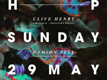 Decoded Magazine takes over House Proud this May Bank Holiday with Circoloco resident Clive Henry along with Damion Pell, Russell James and more