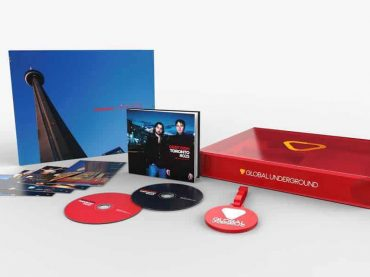 Global Underground are releasing Deep Dish's classic Toronto mix as a limited edition box set