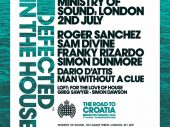 Roger Sanchez headlines Defected in the House at MoS and news of how you can join him