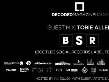 Decoded Radio presents Bootleg Social Records with Tobie Allen