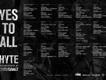 HYTE push the boundaries for their Yes to All Ibiza parties