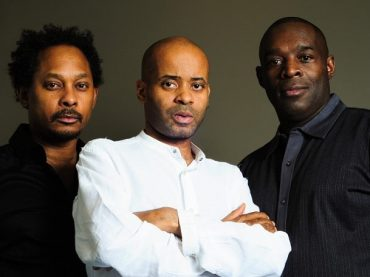 Juan Atkins, Derrick May and Kevin Saunderson, Detroit's architects of techno honoured
