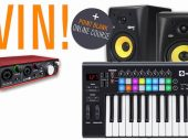 Win a Novation producer kit with Point Blank