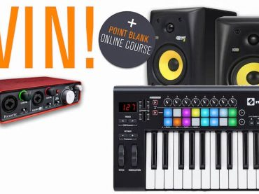 Win a Novation producer kit with Point Blank
