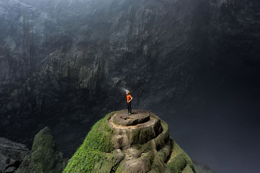 Pictures from inside the Worlds largest cave look like a ...
