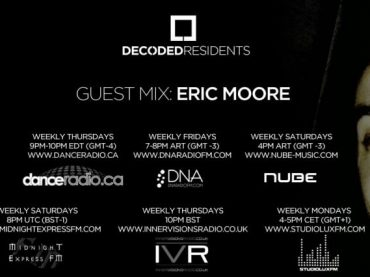 Decoded Residents Radio welcomes our new Irish writer Eric Moore