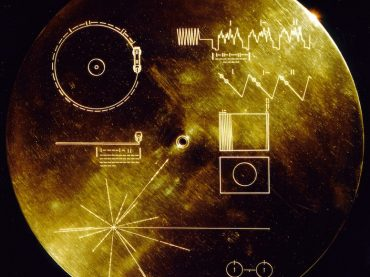 NASA has released the full recordings sent into space with the Voyager Spacecraft