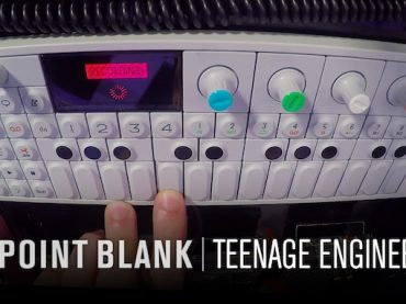 Point Blank instructor Stefano Ritteri explores the world of Teenage Engineering