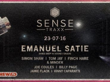 Emanuel Satie headlines Sense Traxx summer spectacular in sunny Southend