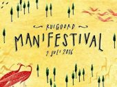 We check out the brand new Dutch festival – Manifestival