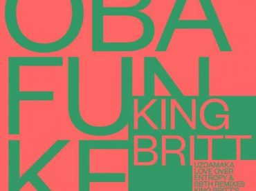More journey music from the ever creative King Britt