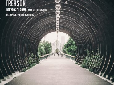 DJ Zombi and Lonya throw a curveball with Treason on Beat Boutique
