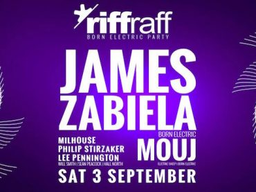James Zabiela heads to Middlesbrough for a Born Electric showcase with a difference