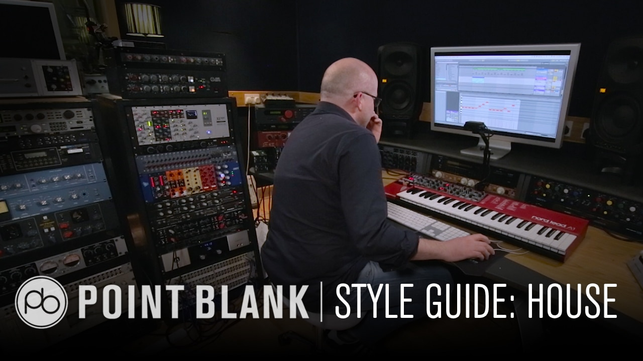 Point blank explore the history of house music and the for History of house music