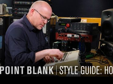 Point Blank explore thehistory of House music and the Roland TR-909