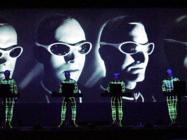 Kraftwerk announce UK tour dates for summer 2017