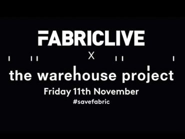 The Warehouse Project announces FABRICLIVE x WHP in support of the Farringdon institution