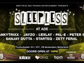 Ankytrixx and friends bring their successful Sleepless night to ADE 2016