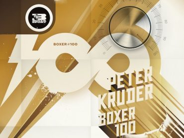 Peter Kruder provides a fitting soundtrack for Boxer Recordings' 100th release
