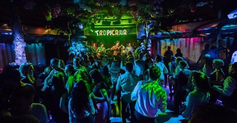 Tropicana Beach Club brings a taste of paradise to London