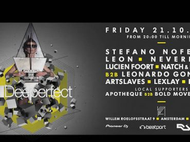 Lucien Foort and Stefano Noferini headline their free ADE party at VLLA