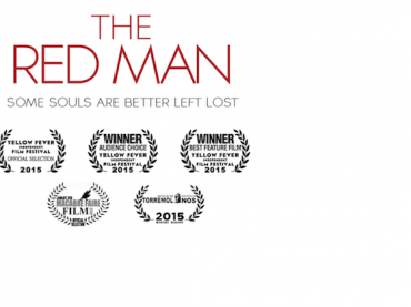 The Red Man is an intriguing mix of pulse-pounding techno, paranoia and horror with shades of Kubrick for good measure.