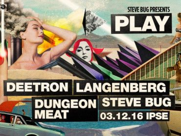 Steve Bug brings his unique take on House to Berlin's IPSE for his new night PLAY