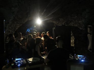 We went raving in an 800 year old crypt beneath the streets of Dublin with Vision Collector