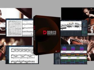 Steinberg's highly anticipated scorewriter software, Dorico has just been released