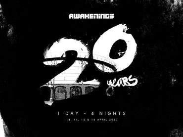 Awakenings celebrate 20 years with a series of parties at Gashouder, Amsterdam