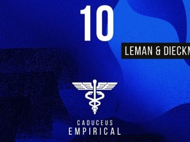 Leman & Dieckmann release the cinematic 'Daunting EP' on Caduceus Empirical