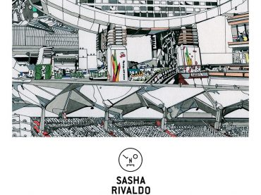 Sasha and Nicole Moudaber team up for the latest release on LNOE