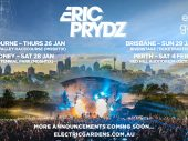 Eric Prydz set to headline Australia's Electric Gardens Festival